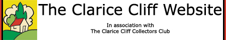 The Clarice Cliff Website In Association With The Clarice Cliff Collectors Club